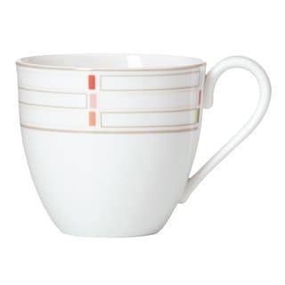 Lenox Entertain 365 Scuplture Confetti Set of Four (4) Dessert Mugs