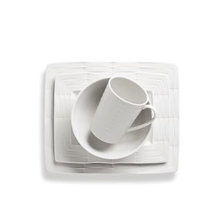 Lenox Entertain 365 Rectangular 4-Piece Place Setting