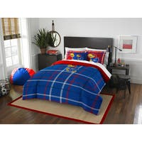The Northwest Company University of Kansas Full 3-piece Comforter Set