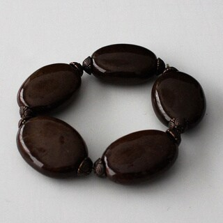 Porcelain Stretch Bracelet