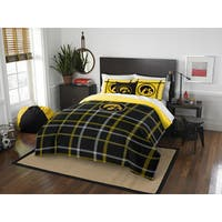 The Northwest Company University of Iowa Full 3-piece Comforter Set