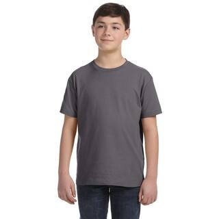 Boys' Charcoal Fine Jersey T-shirt|https://ak1.ostkcdn.com/images/products/12130879/P18988469.jpg?impolicy=medium