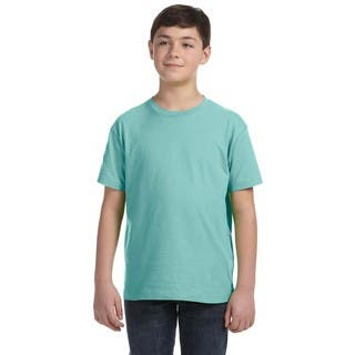 LA Boy's Green Jersey T-shirt|https://ak1.ostkcdn.com/images/products/12130880/P18988470.jpg?impolicy=medium