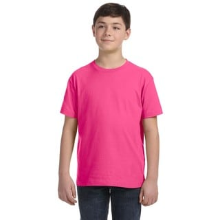 Fine Youth Hot Pink Jersey T-Shirt