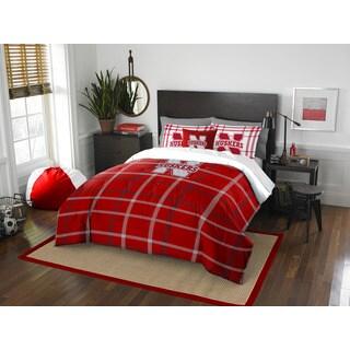 COL 836 Nebraska Full Comforter Set