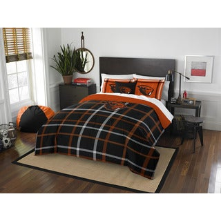 The Northwest Company COL 836 Oregon State Full Comforter Set