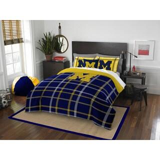 COL 836 Michigan Full Comforter Set