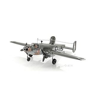 B-25 Mitchell Bomber Model Plane