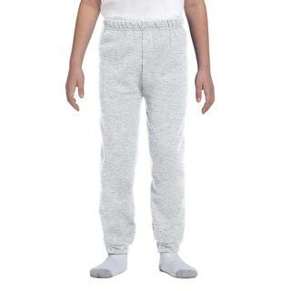 Nublend Youth Ash Grey Sweatpants