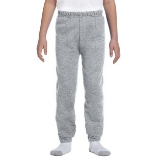 Jerzees Boys' Nublend Fleece Oxford Sweatpants