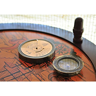 100 Year Calendar & Compass with Quote Set of 2
