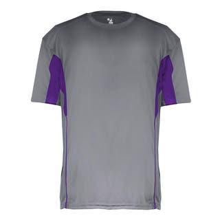 Drive Youth Graphite/Purple Short Sleeve T-shirt https://ak1.ostkcdn.com/images/products/12130977/P18988539.jpg?impolicy=medium