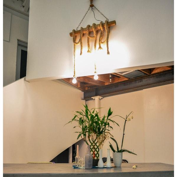 Medusa pendant lamp 6 bulbs free shipping today overstock medusa pendant lamp 6 bulbs aloadofball Images