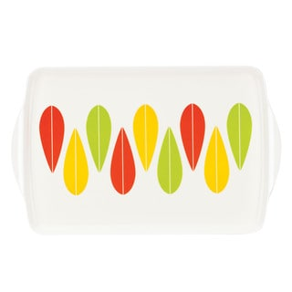 Dansk Burbs Melamine Medium Rectangular Platter