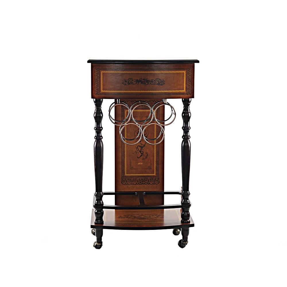 Old Modern Handicrafts Wine Cabinet, Multi