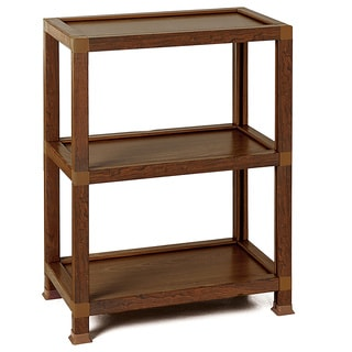 Victoria 3 Tier Eco Friendly Storage Shelf and Bookcase (made from sustainable non-toxic zBoard paperboard)