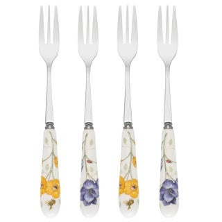 Lenox Butterfly Meadow Cocktail Forks (Set of 4)