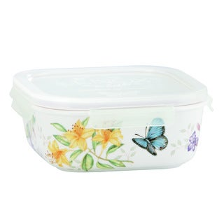 Lenox Butterfly Meadow Square Serve & Store