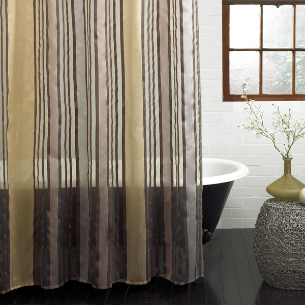 Shop Excell Butterfield Shower Curtain - Free Shipping On Orders ...