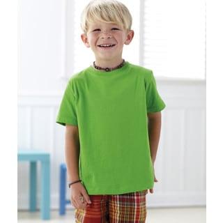 Fine Boy's Jersey T-shirt