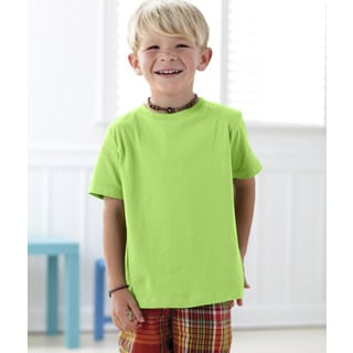 Boys' Key Lime Cotton T-shirt
