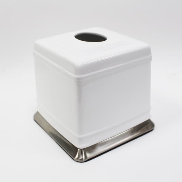 Excell Chrome Hayden Tissue Cover