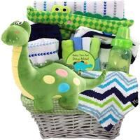 Baby You're Dino-mite Boy Gift Basket
