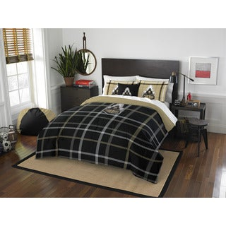 The Northwest Company COL 836 Purdue Full Comforter Set