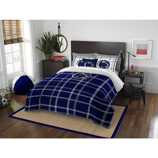 The Northwest Company COL 836 Penn State Full Comforter Set