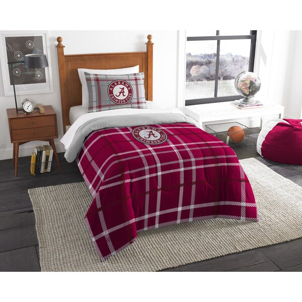 The Northwest Company COL 835 Alabama Twin Comforter Set
