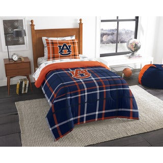 The Northwest Company COL 845 Auburn Twin 5-piece Bed in a Bag with Sheet Set