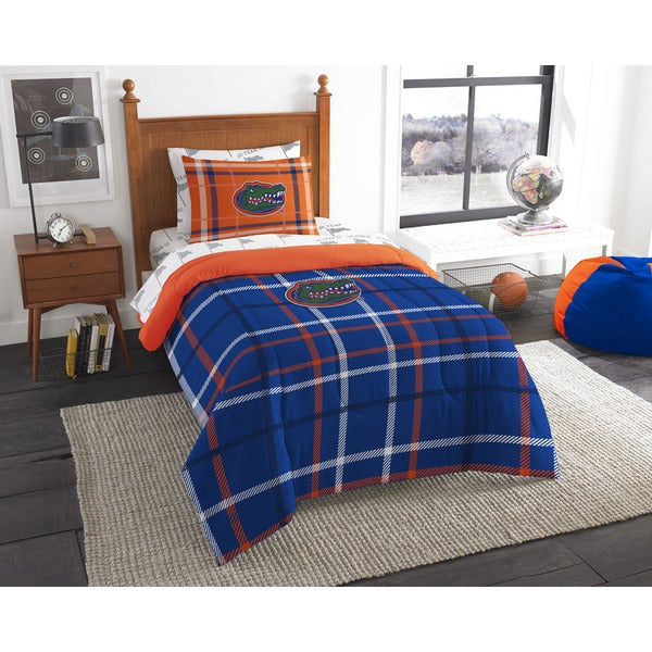 The Northwest Company Florida Twin 5-piece Bed in a Bag with Sheet Set