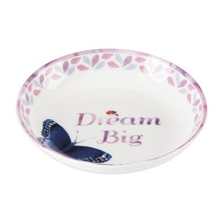 Lenox Butterfly Meadow 'Dream Big' Dish