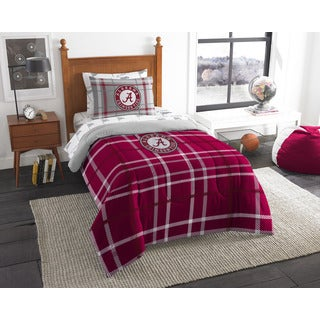 The Northwest Company COL 845 Alabama Twin 5-piece Bed in a Bag with Sheet Set