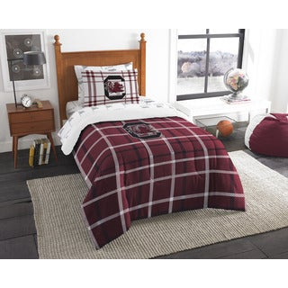 The Northwest Company COL 845 South Carolina Twin 5-piece Bed in a Bag with Sheet Set