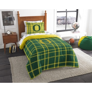 COL 845 Oregon Twin 5-piece Bed in a Bag with Sheet Set