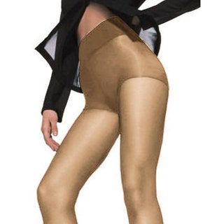 Silk Reflections Women's Waist Smoother Extended CT Little Color Pantyhose