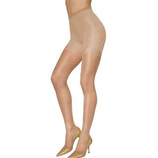 Silken Women's Mist Shaper Sun Beige Pantyhose