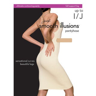Smooth Illusions Women's Nude Ultimate Contouring Pantyhose
