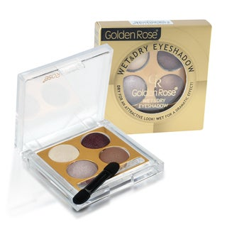 Golden Rose Wet & Dry Eyeshadow Palette