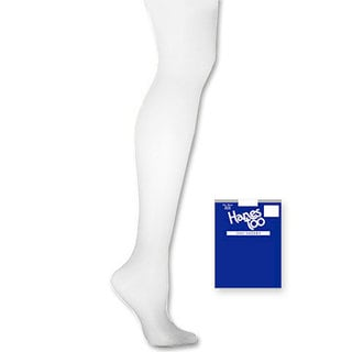 Too Day Sheer Control Women's SF White Top Pantyhose