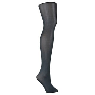 L'eggs Casual Women's Black Tights