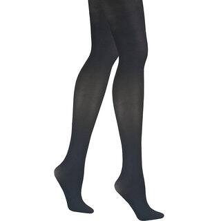 Matte Women's Black Opaque Control Top Tights Pantyhose|https://ak1.ostkcdn.com/images/products/12132047/P18989493.jpg?impolicy=medium