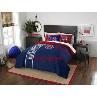 MLB 836 Cubs Comforter Set