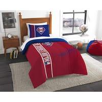 The Northwest Company MLB Philadelphia Phillies Twin 2-piece Comforter Set
