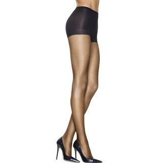 Silk Reflections Women's Lasting Sheer Control Top Pantyhose Barely There