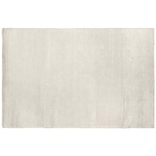 Exquisite Rugs Swell White Viscose Rug (10' x 14')
