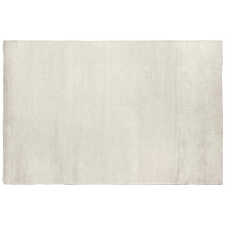 Exquisite Rugs Swell White Viscose Rug (9' x 12')
