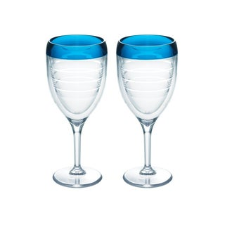 Tervis Blue infusion Wine Glasses (2-Pack)