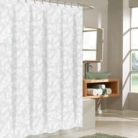 Excell Sprig PEVA Shower Curtain